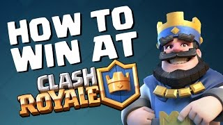 HOW TO WIN AT CLASH ROYALE | AppSpy Tips