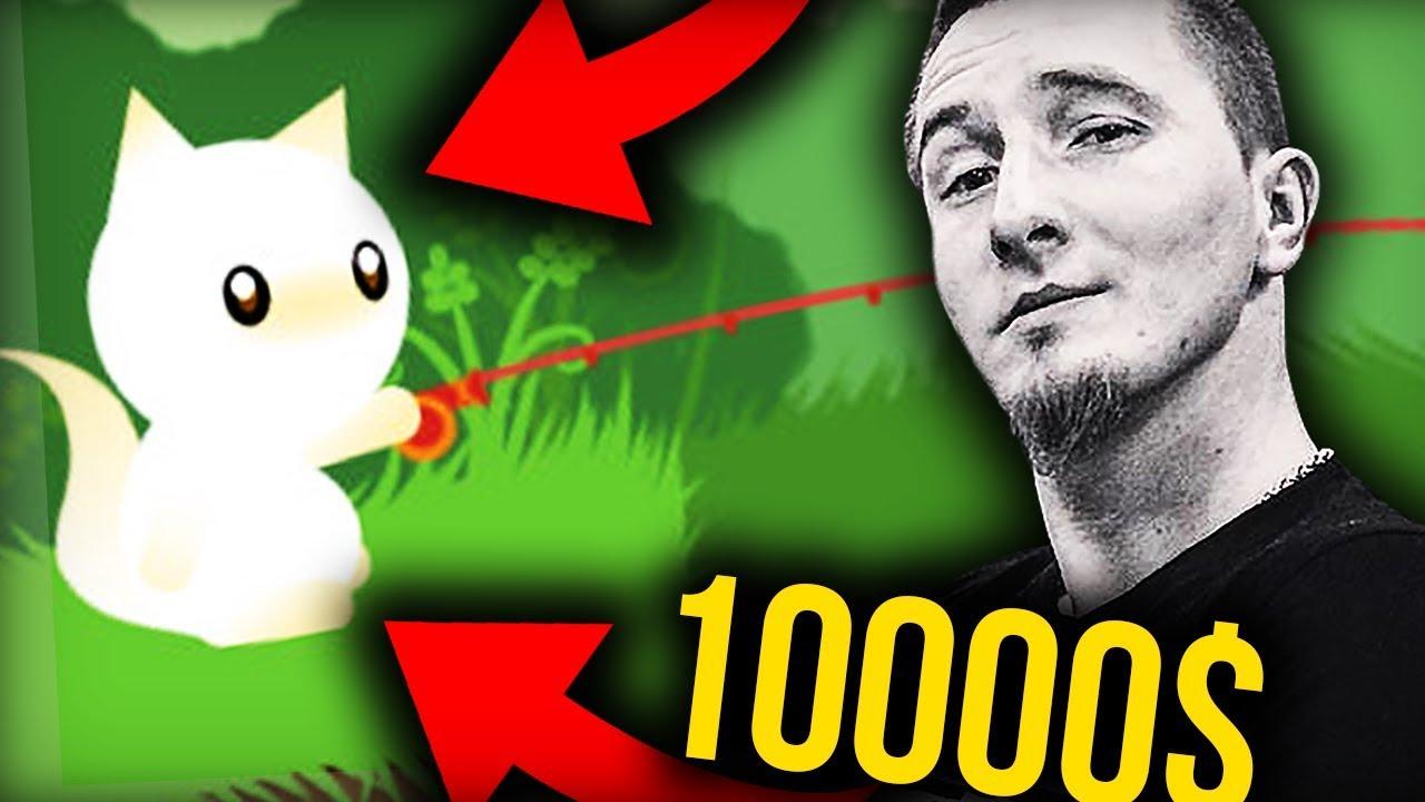 #2 Cat Goes Fishing – Wędka za 10 000$  + ogromny sukces