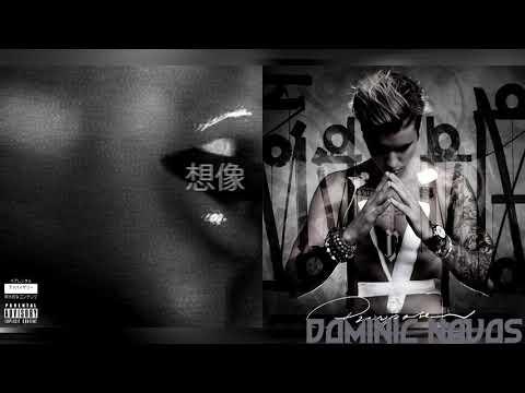 imagine x trust - Ariana Grande x Justin Bieber (Mashup). http://bit.ly/2WkeeRs