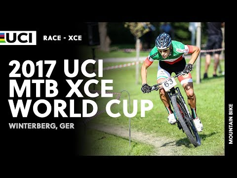 2017 UCI Mountain Bike XCE World Cup - Winterberg (GER)
