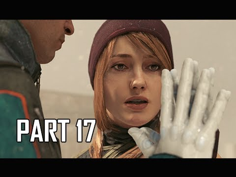 DETROIT BECOME HUMAN Gameplay Walkthrough Part 17 - LOVE (PS4 Pro 4K Let's Play)