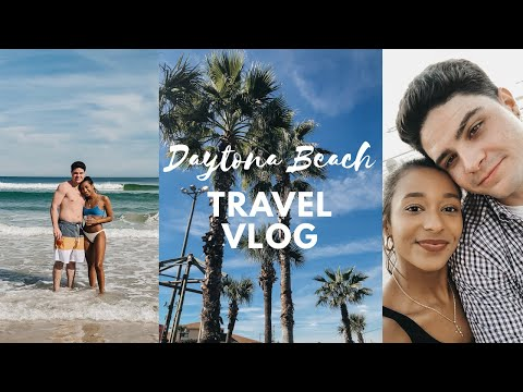 Florida Travel Vlog | Daytona Beach | The Shores Resort & Spa