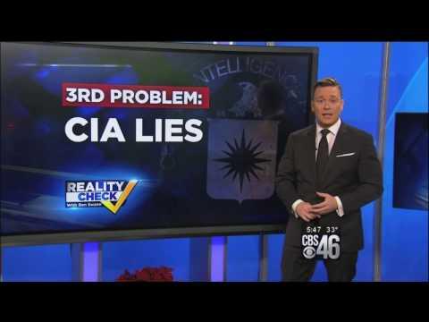 CBS: 5 CIA Lies Exposed