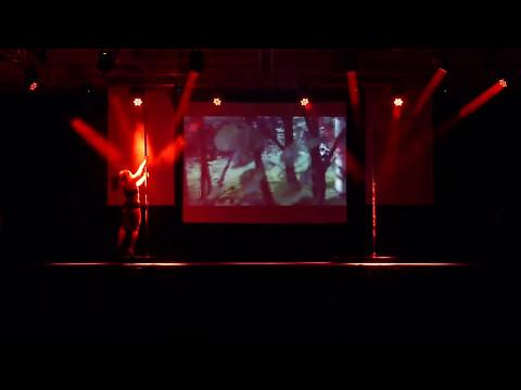 Charli S | Bristol University Pole Society | Charity Showcase 2017