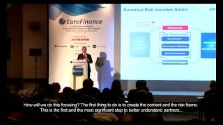 9. EuroFinance Turkey Conference - Cumhur Bilgili, PhD. (English Subtitles)