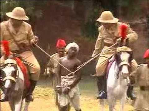 Birsa munda Indian adibasi revolution against the british during 1898 - A film by Rajib ball [35mm ]