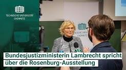 """Warum macht die Wanderausstellung """"Die Rosenburg"""" Station in Chemnitz"""