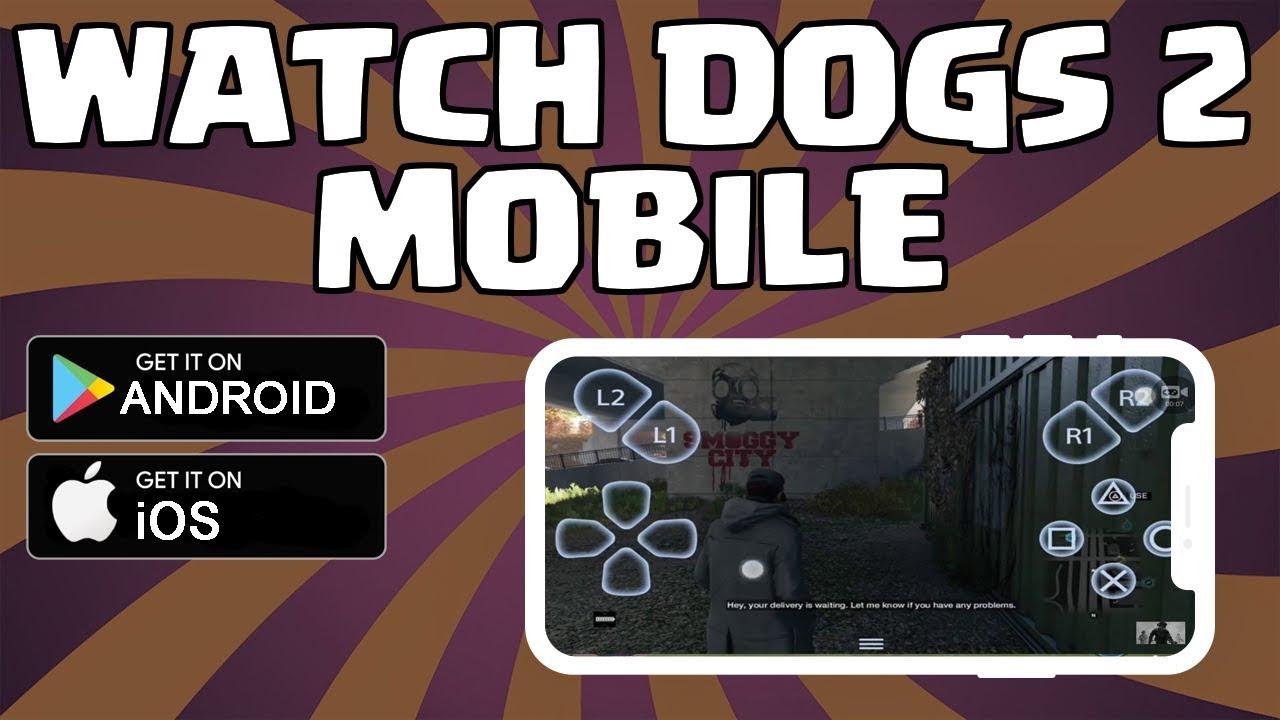 watch dogs apk no verification
