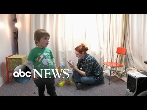 Parents see impact of screen time on babies, toddlers