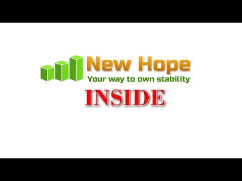 New Hope INSIDE – trade programs