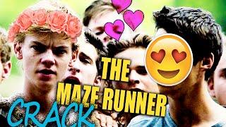 The Maze Runner || Crack #2