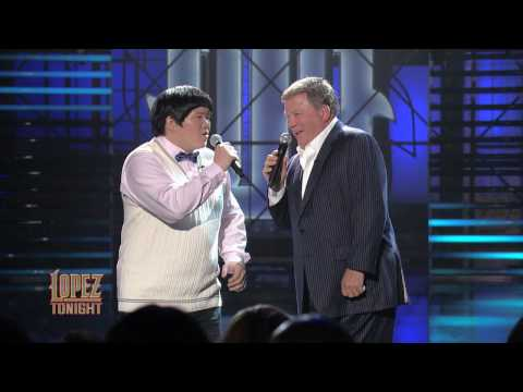 William Shatner and Lin Yu Chun Duet - Total Eclipse of the Heart