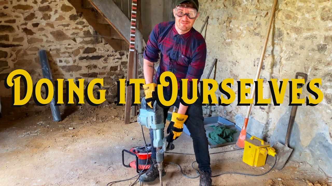 Calling In the Concrete - Doing it Ourselves