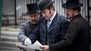 Ripper Street: Episode 3 TV Trailer - Original British Drama - BBC One