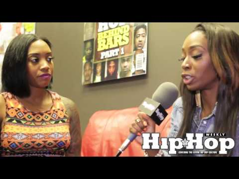 Kitty Shine Behind The Beauty Interview with Hip Hop Weekly All Access