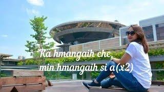 Bethsy Lalrinsangi -Min Hmangaih si a(lyrics)HD