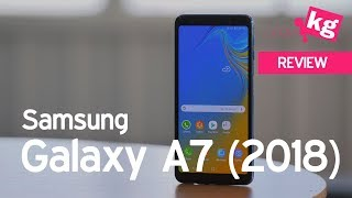 Samsung Galaxy A7 (2018) Review: Three Lenses and None [4K]