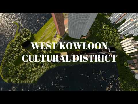 Hong Kong, West Kowloon Cultural District