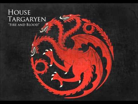 Game of Thrones - Soundtrack House Targaryen