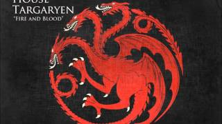Repeat youtube video Game of Thrones - Soundtrack House Targaryen