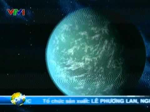 Tìm thấy anh em sinh đôi của Trái đất - Tin video 24h.flv