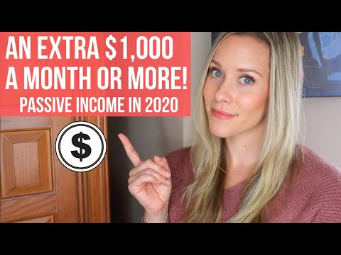 MAKE MONEY WHILE YOU SLEEP | How To Earn Passive Income in 2020