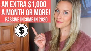 Make Money on YOUR Terms | How To Earn An Extra $1000 OR MORE Each Month (2019)