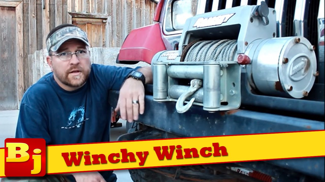 Ramsey Winch Resurrection - YouTube