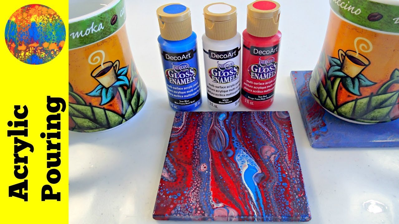 Best Gloss Enamel Paints For Acrylic Pouring On Ceramic Tiles Test And Review