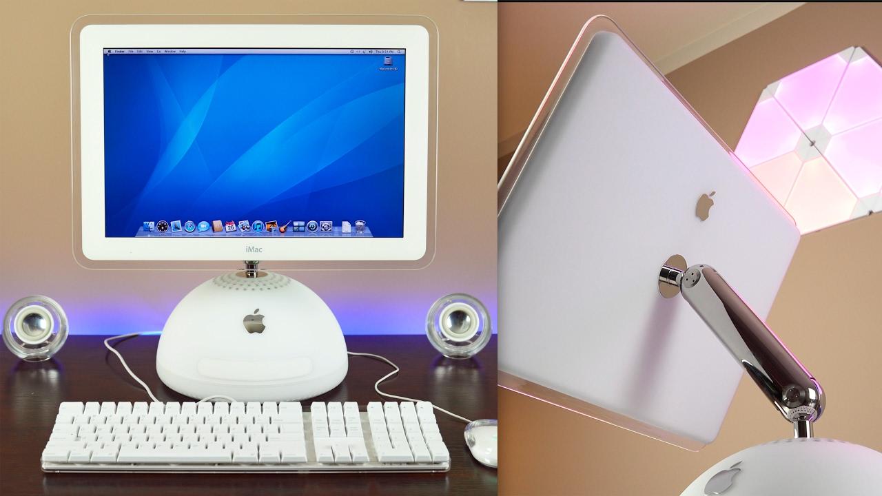 Hasil gambar untuk iMac G4