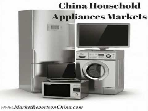 Household Appliances Markets in China