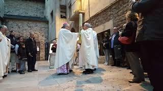 Vetlla Pasqual a la Catedral d'Urgell