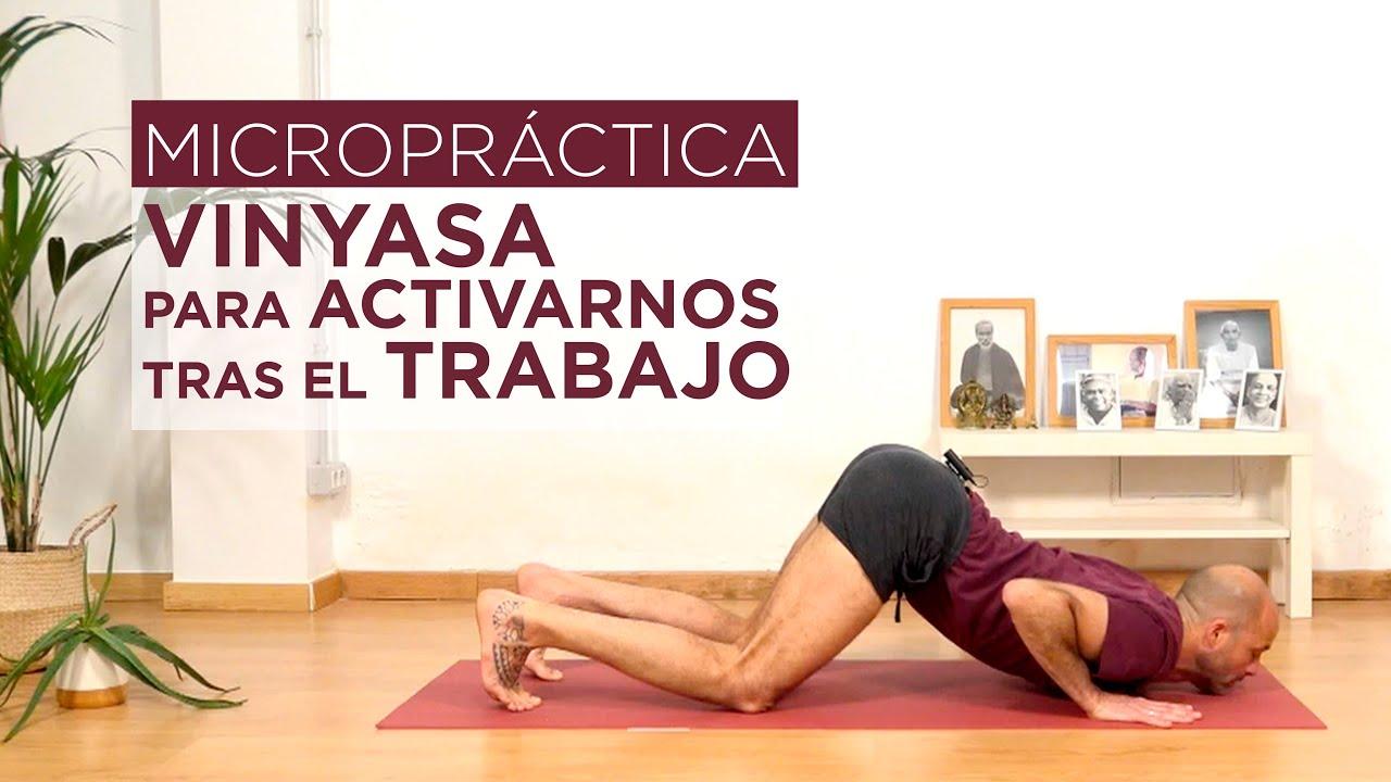 Micropráctica   Activa tu Cuerpo después del Trabajo   7 min.