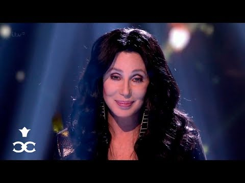 Cher - I Hope You Find It (Live on The X Factor UK, 2013) ᴴᴰ