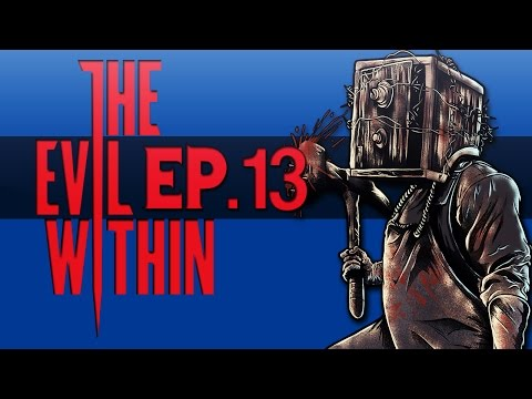 Delirious Plays The Evil Within: Ep. 13 (The Keeper Returns!) Chapter 13