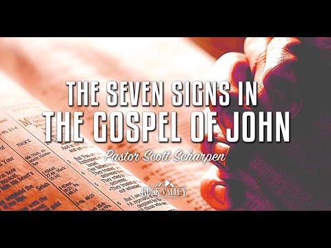 Seven Signs in the Gospel of John - Part 5 - Walking on Water