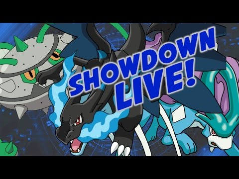 Showdown Live: Spike Balance with innovative charizard set