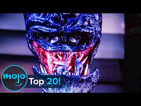 Top 20 Lesser Known Movie Monsters