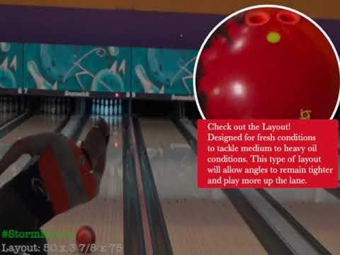Storm Bowling Gravity Evolve