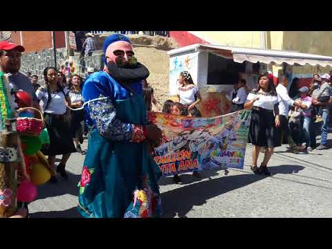 Carnaval De Santa Ana Xalmimilulco -octava 2018