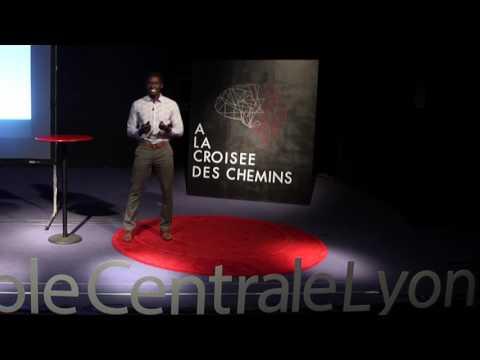 Le rôle de la diaspora dans le développement de l'Afrique !? | Malick DIOUF | TEDxÉcoleCentraleLyon
