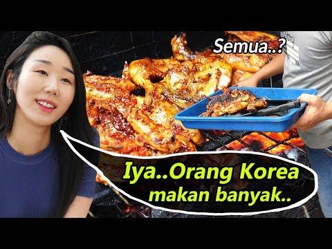 8 porsi Ayam bakar + Mie ayam =Sarapan aja..