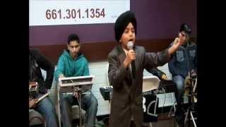 Punjabi Geetkar Manch California 1st Annual Cultural Event In Bakersfield California Part 3