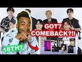 GOT7 MAKING A COMBACK THIS MONTH? GOT7 NEWS | GOT7 UPDATES!!