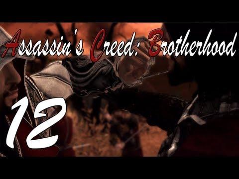 Assassin's Creed: Brotherhood Walkthrough - Part 12: A Daring Rescue