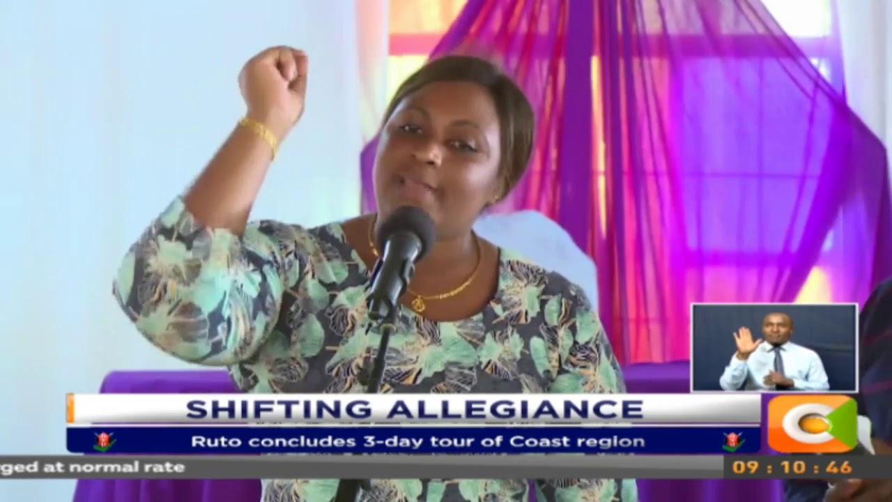 Several Coast NASA MPs back DP Ruto's 2022 bid