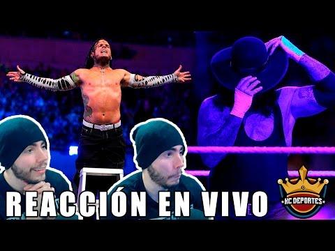 ¡Reacción En Vivo Wrestlemania 33! KC Deportes