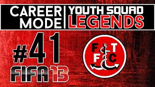 FIFA 13 Career Mode - Youth Squad Legends 2 Ep. 41