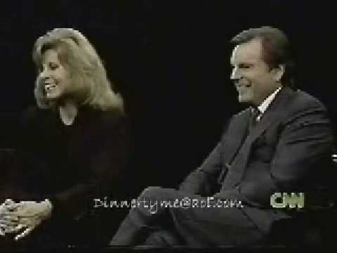 Part 3 of 3 - Robert Wagner and Stefanie Powers - Larry King Interview