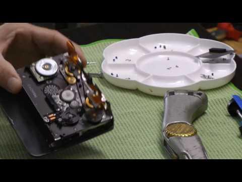 Philips Digital Compact Cassette DCC 170 repair